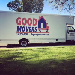 Good Movers Cheyenne, WY Moving Truck